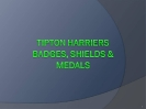 Club Badges, Shields & Medals