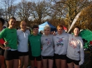 Midland Womens XC League - 3 December 2011