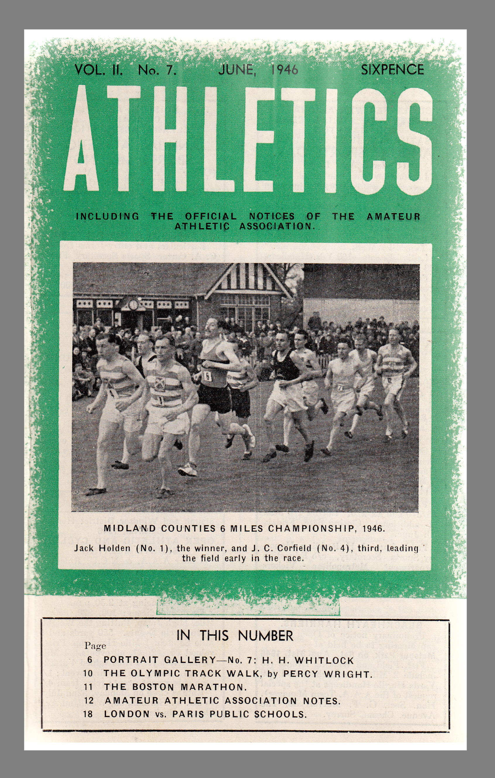 CNH Jack Corfield Athletics 1946 06 Cover Edited 01