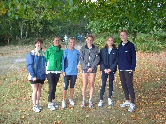 tipton ladies 21-10-2003