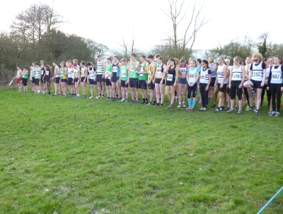 Staffordshire Cross Country - 5 January 2013_2